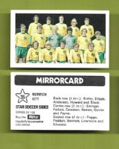 Norwich City Team 35 (DM)